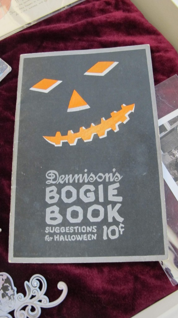 Dennison's Bogie Book - from the collections of The Henry Ford