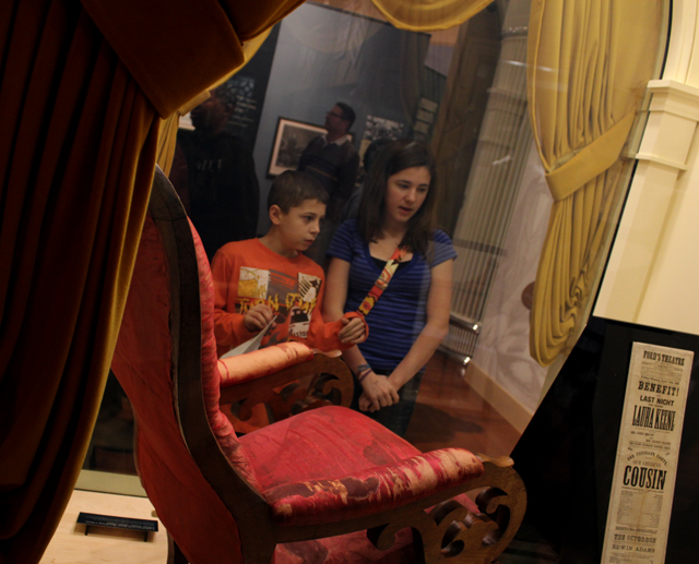 Lincoln Rocking Chair - Henry Ford Musuem