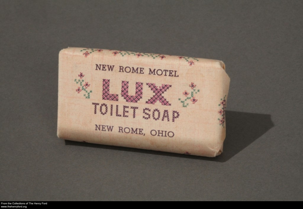 Motel Soap - The Collections at The Henry Ford