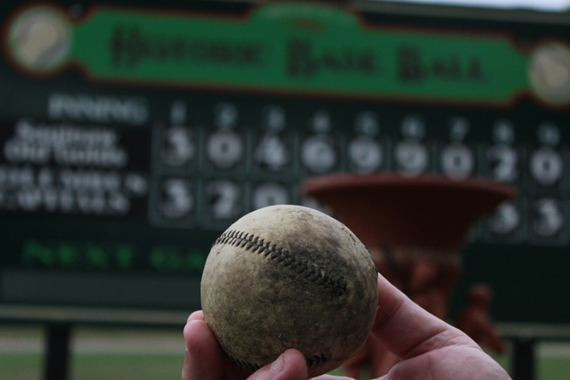 Historic Base Ball at Greenfield Village - photography by Kristine Hass