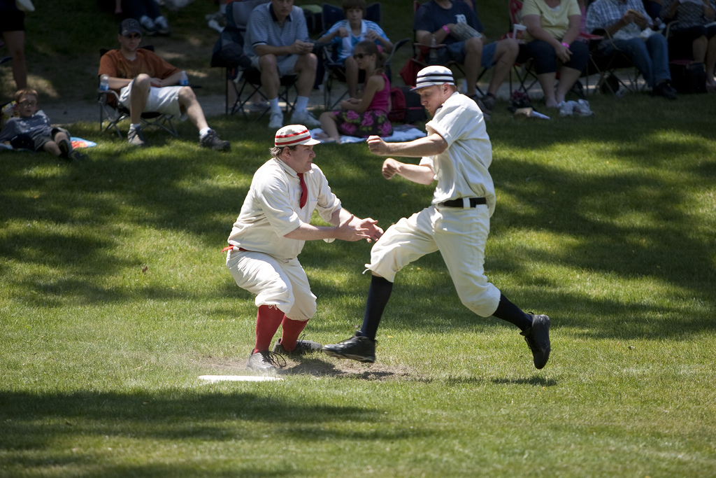 Historic Base Ball