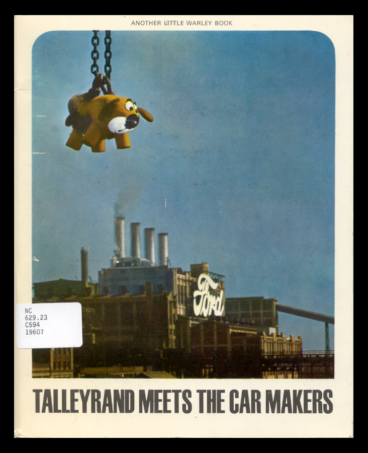 Talleyrand meets the car makers