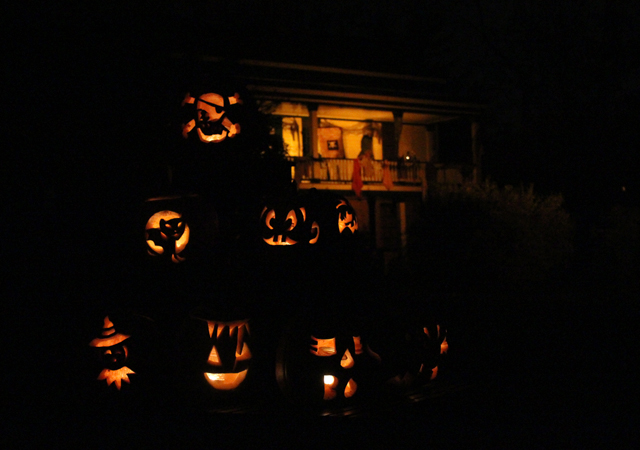 Jack-o-Lanterns - Halloween in Greenfield Village