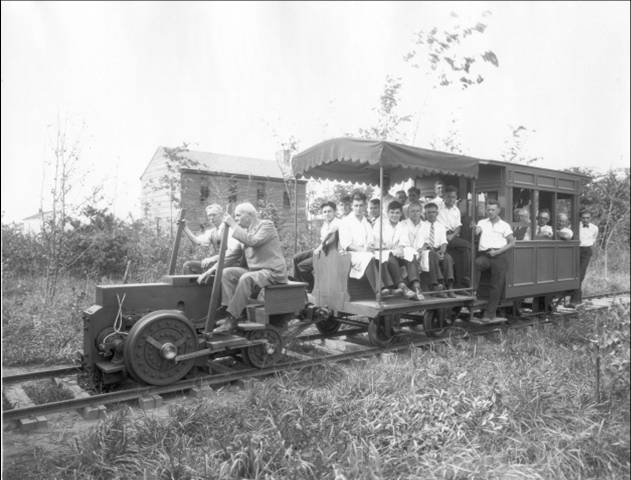 Greenfield Village's First Railroad