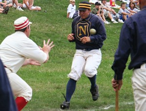 Base Ball at Greenfield Village