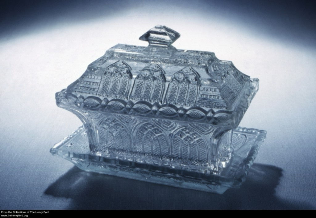 Covered Casket Jewelry Box