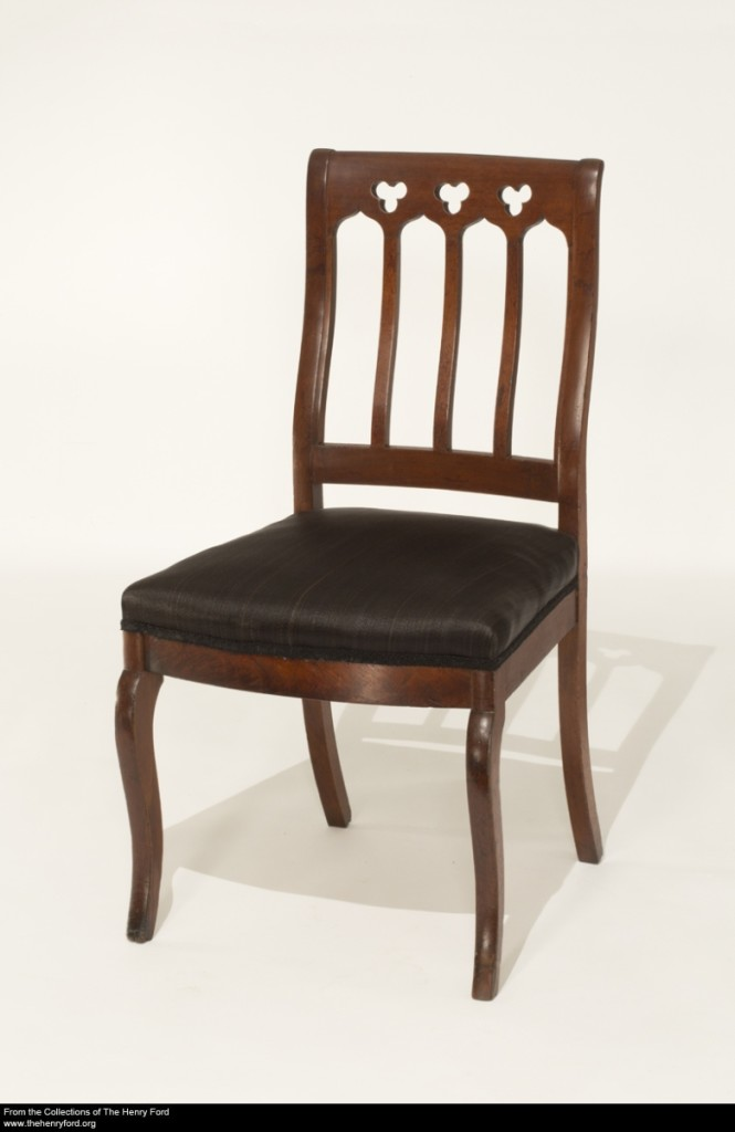 Side Chair, Made by Joseph Meeks & Son, 1835-1860