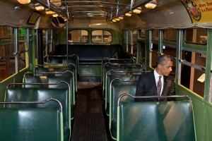 President Obama at Henry Ford Museum