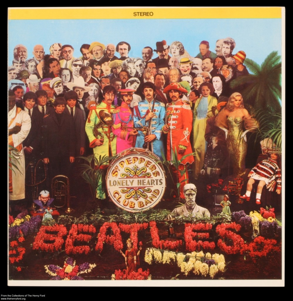 "Record Album, ""Sgt. Pepper's Lonely Hearts Club Band,"" 1967"