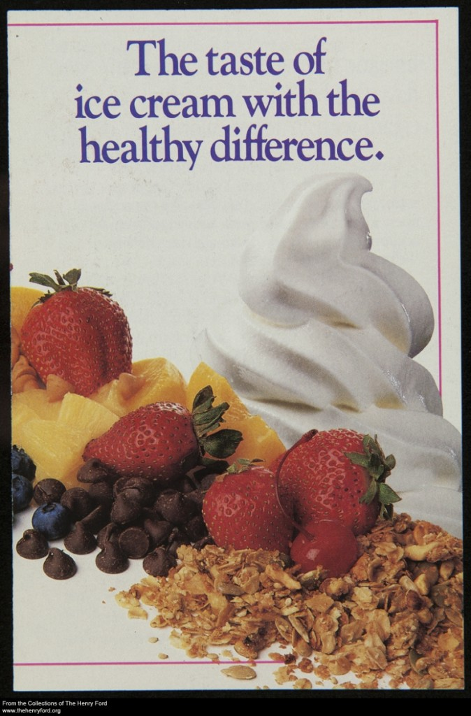 Colombo Ice Cream Brochure