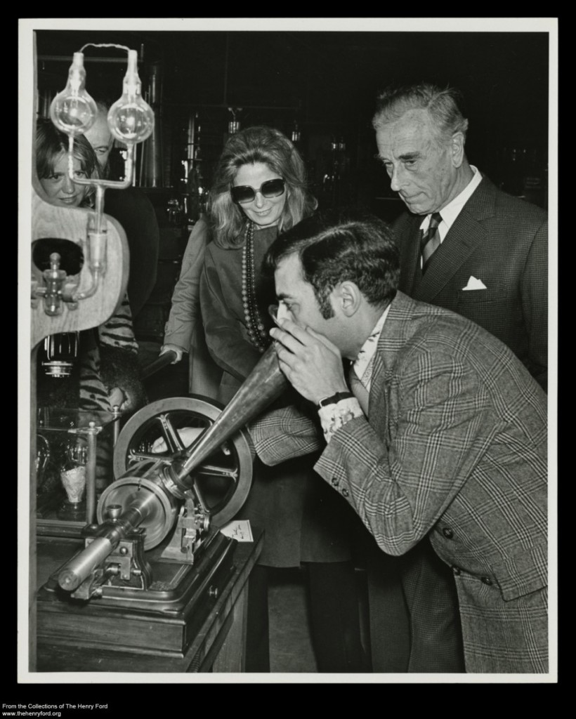 Lord Mountbatten at The Henry Ford