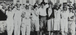 "1929 Women's ""Powder Puff"" Air Derby - Celebrate Women's History"