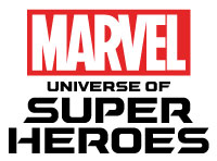 Marvel: Universe of Super Heroes Logo
