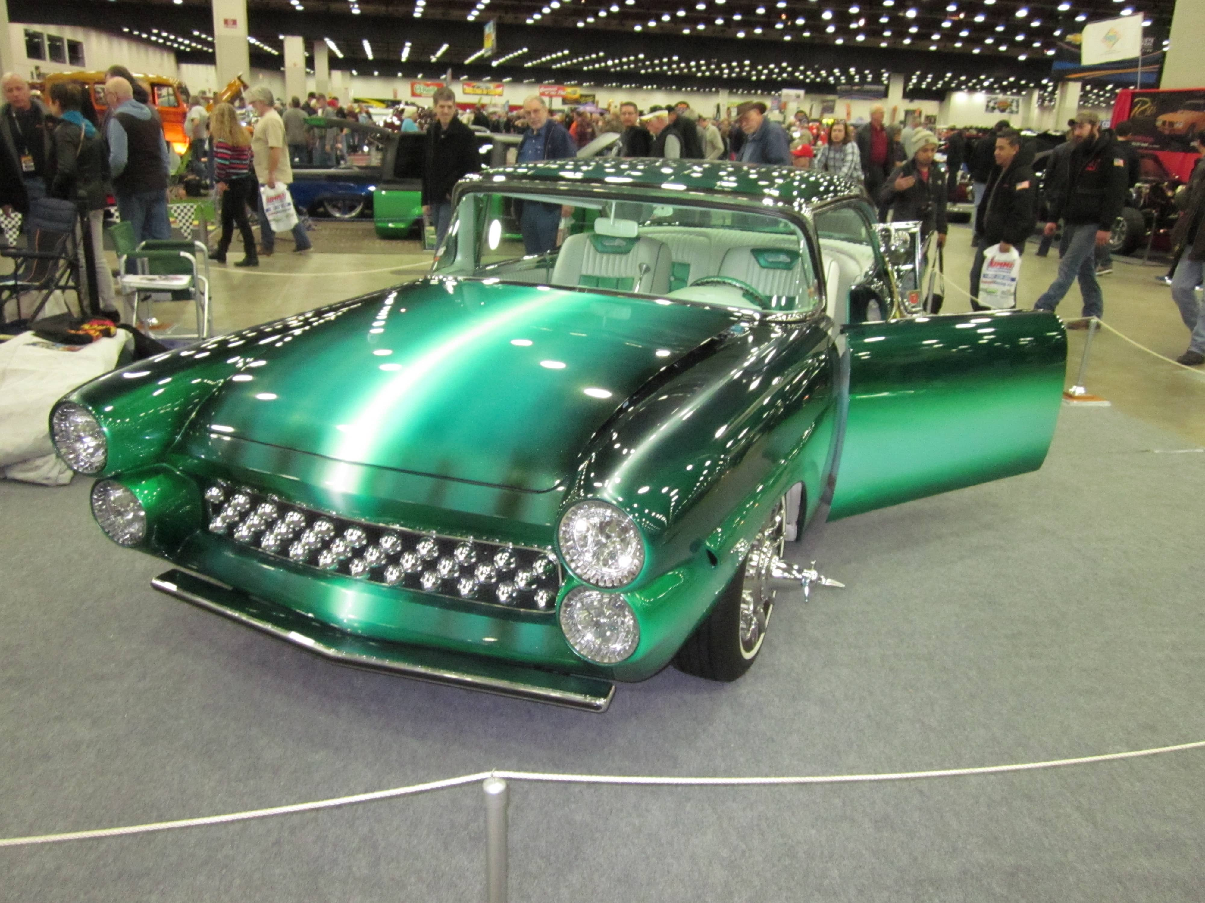 Detroit Autorama 2016: Hot Rods, Customs and Classics at Cobo