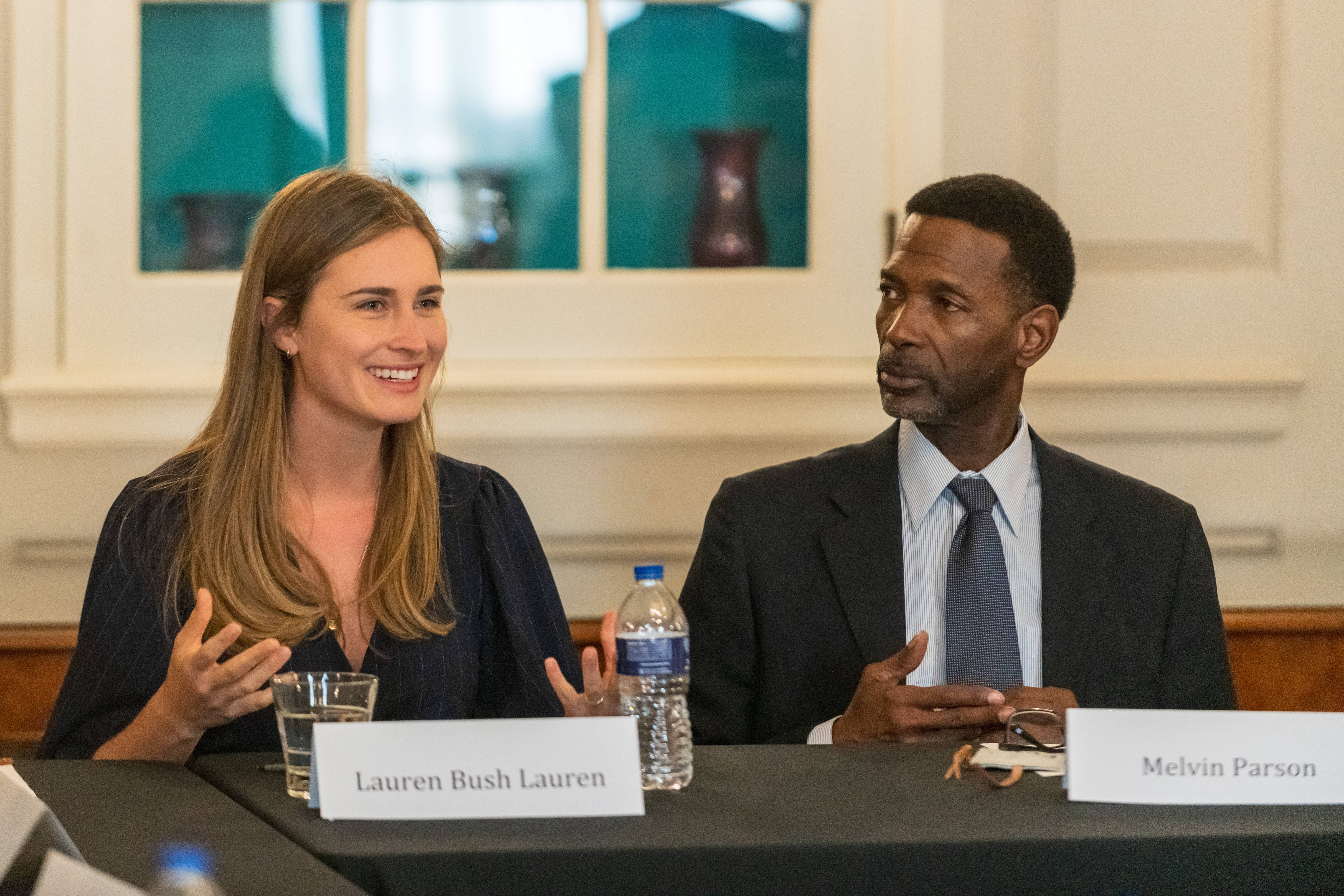 Lauren Bush Lauren Entreprenuership Speaker Series February 21 2019-25