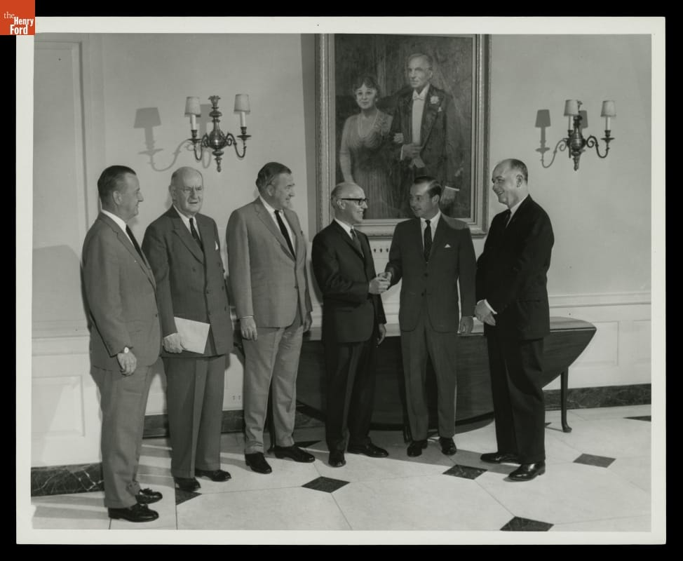 Edison Institute Board of Trustees, 1967