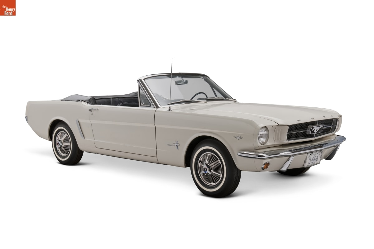 1965 Ford Mustang Serial Number One
