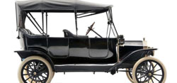 Virtual Visit - 1914 Ford Model T Touring Car