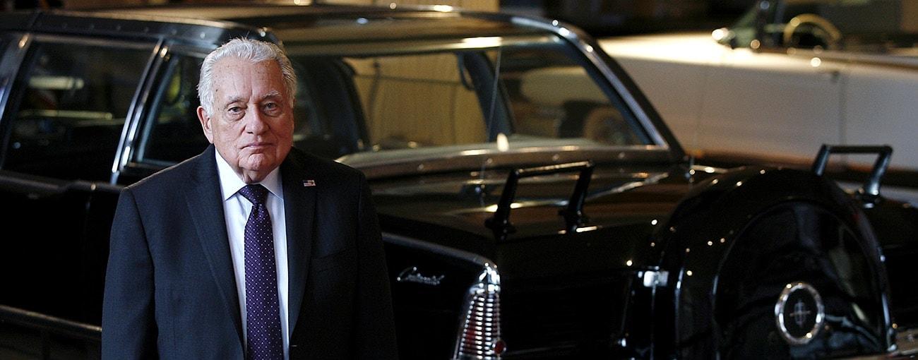 An Evening With Former Secret Service Agent Clint Hill
