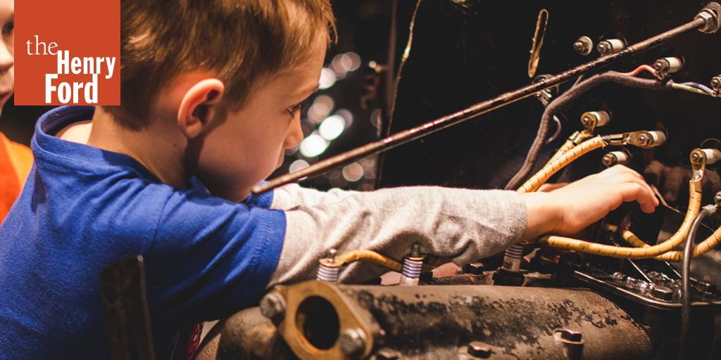 Made In America: Manufacturing Exhibit   Henry Ford Museum