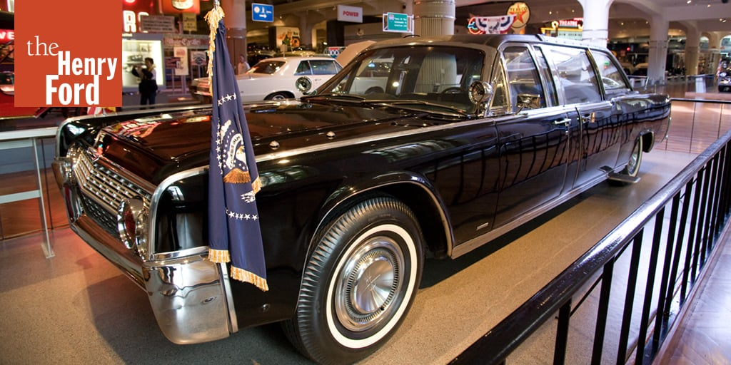 Presidential Vehicles - Presidential Limousines - Exhibits & Map ...
