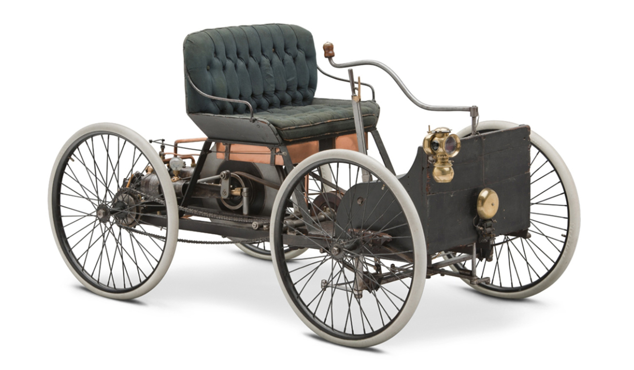 Image result for Ford's first car