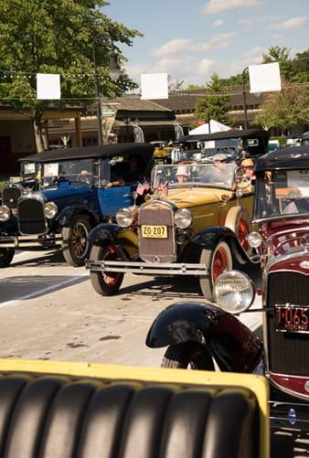 Old Car Festival