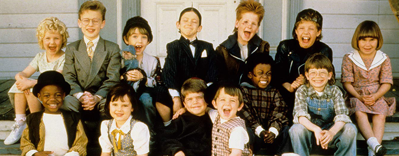 Little Rascals Member Movie Series The Henry Ford Giant Screen Experience
