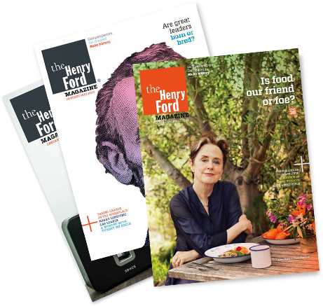 The Henry Ford Magazine