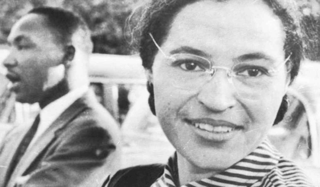Rosa Parks - Visionaries on Innovation - The Henry Ford