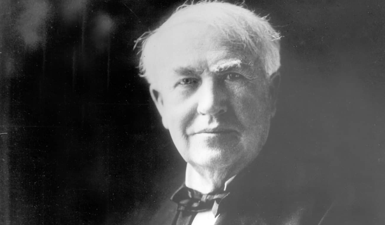 Innovation Thoughts of Thomas A. Edison