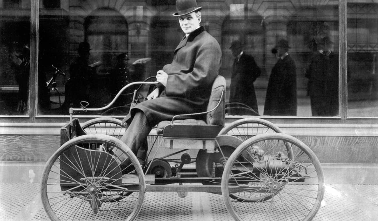 What If Henry Ford Never Finished His First Automobile
